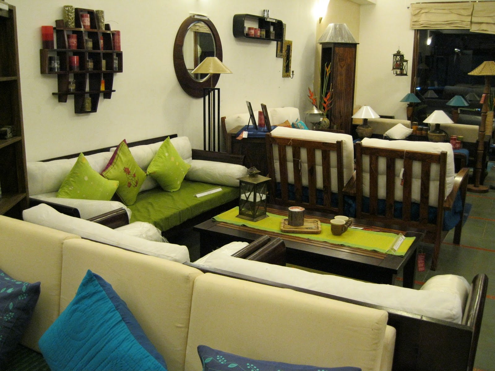 Shopping fabindia kochi greaterkochi for Cheap home furniture online india